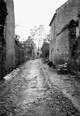 Rue de Fleury-sur-Orne